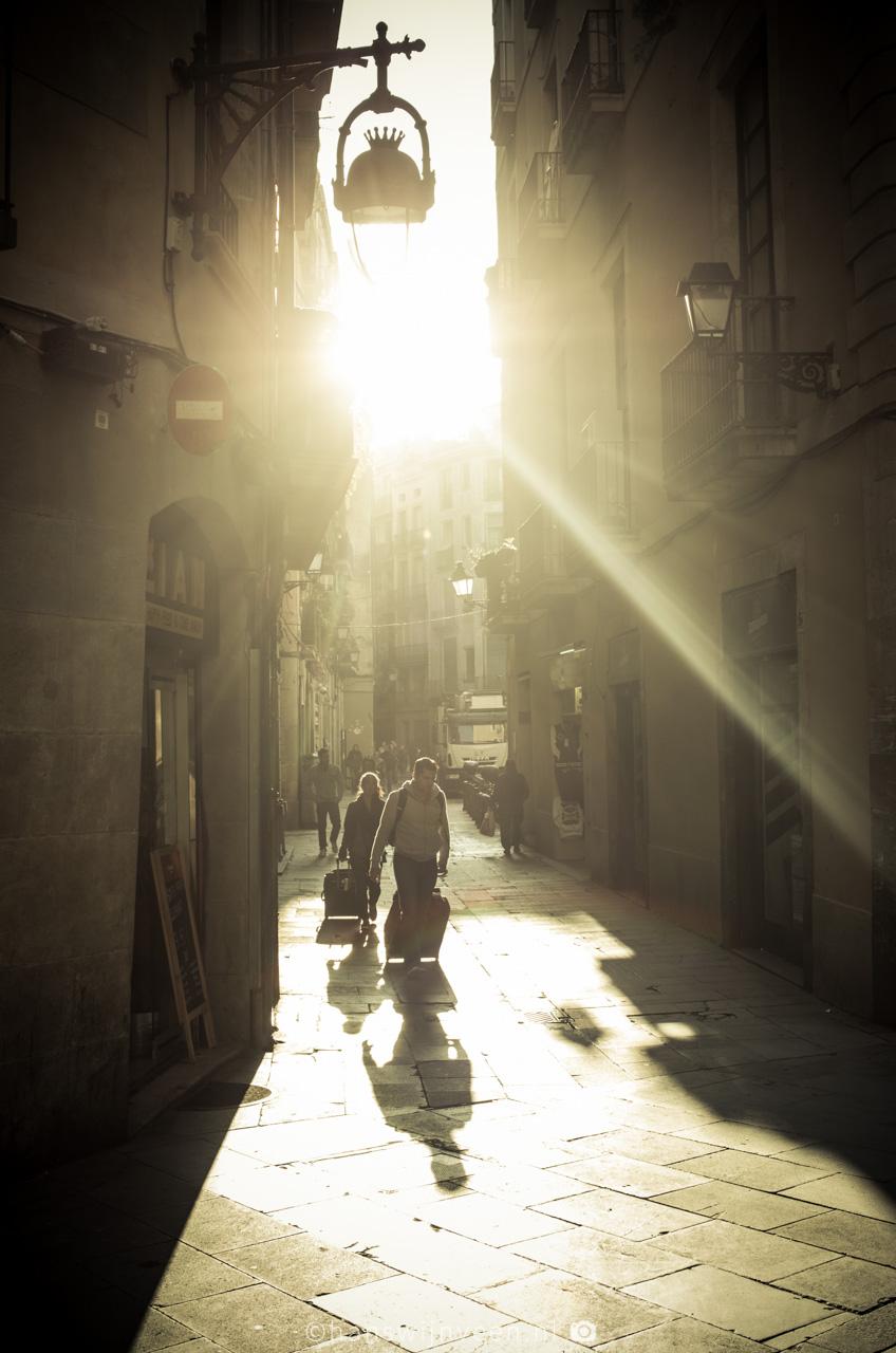 Straatfotografie Barcelona